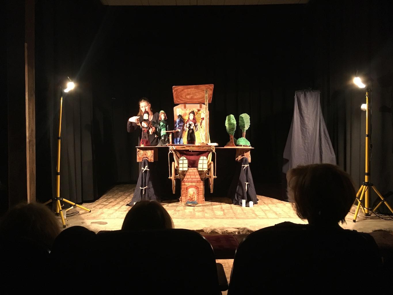 Die Zauberblume des Amethyst, Mondstein Puppentheater